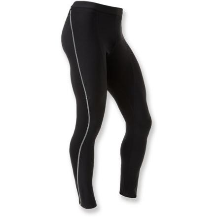 photo: Salomon Lightweight Tights base layer bottom
