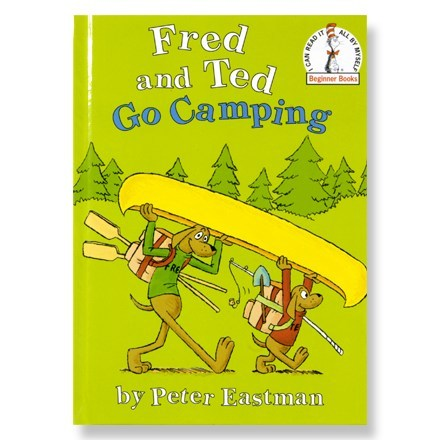 Random House Fred and Ted Go Camping