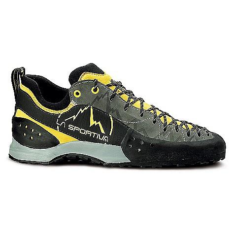 photo: La Sportiva Gandalf approach shoe