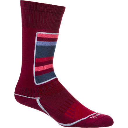 photo: Fox River Lutsen Sock snowsport sock