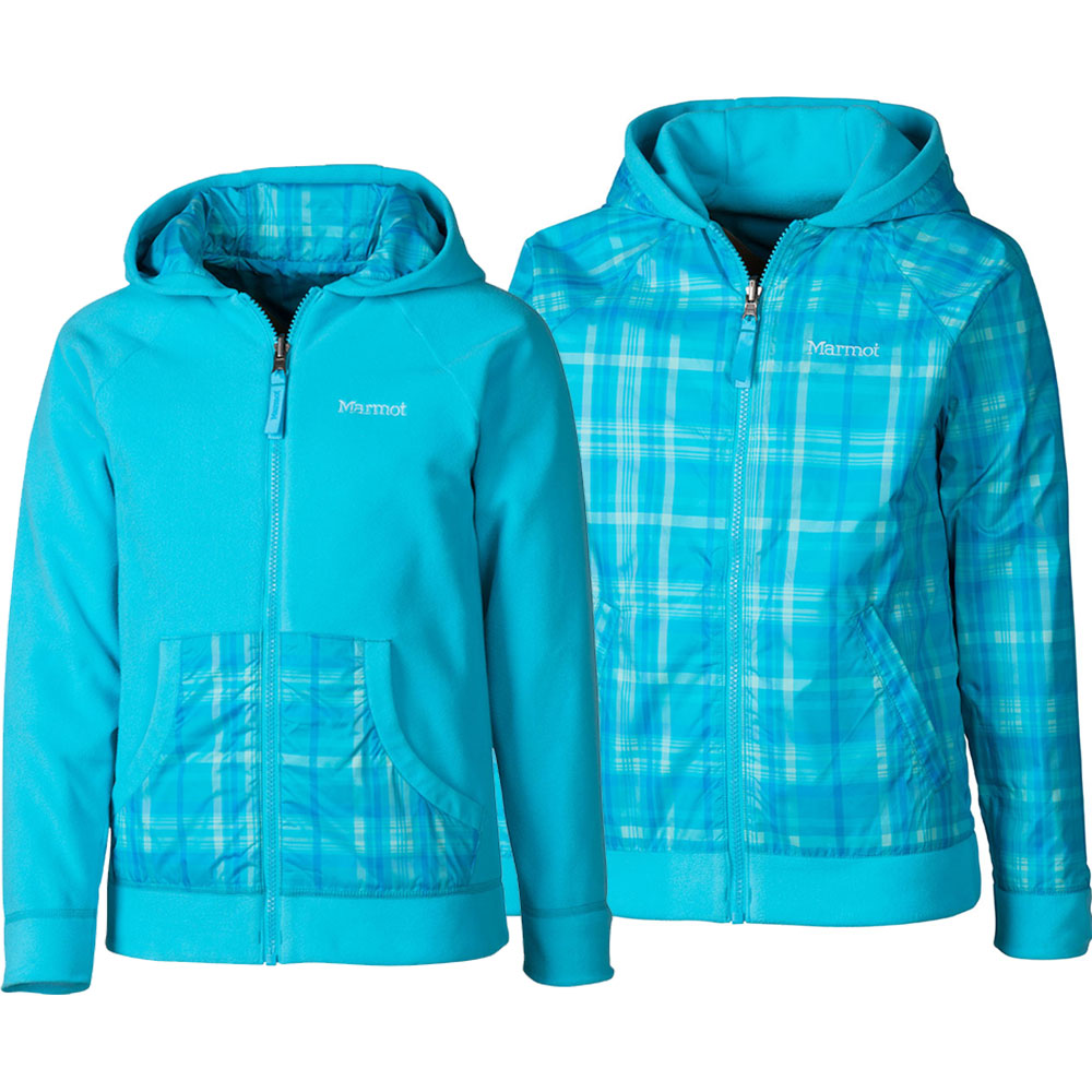 photo: Marmot Shortcut Reversible Jacket fleece jacket