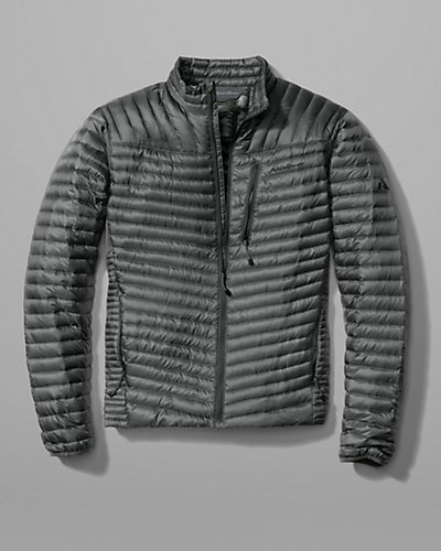 photo: Eddie Bauer MicroTherm StormDown Jacket down insulated jacket