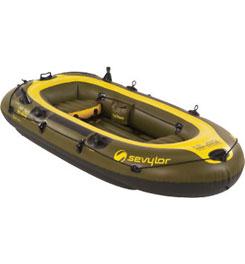 Sevylor Fish Hunter 4 Person Boat