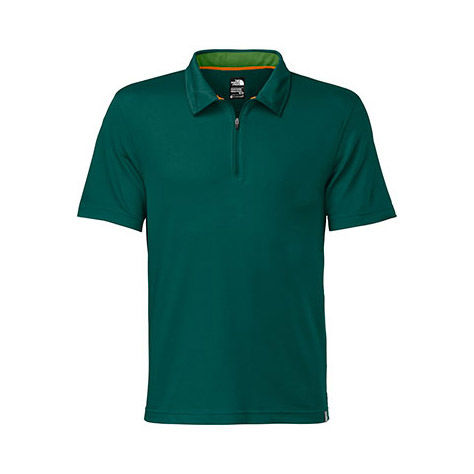 The North Face Short-Sleeve Groveland FlashDry Polo