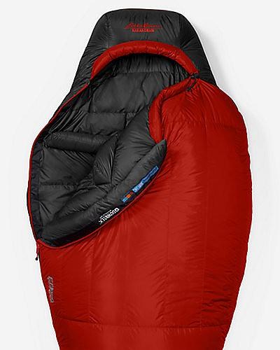 photo: Eddie Bauer Kara Koram -30 cold weather down sleeping bag
