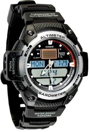 photo: Casio SGW400H-1BV altimeter watch