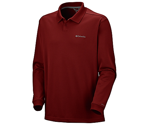 Columbia Utilizer Long Sleeve Polo
