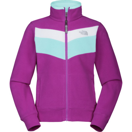 The North Face Glacier Mayammo Track Jacket