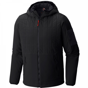 Mountain Hardwear Schematic Hooded Jacket