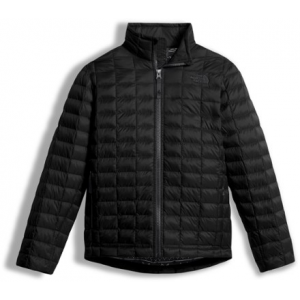 photo: The North Face Boys' Thermoball Full Zip Jacket synthetic insulated jacket