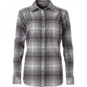 Royal Robbins Merinolux Flannel Long Sleeve Shirt