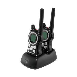 photo: Motorola Talkabout MR350R 2-Way Radios radio