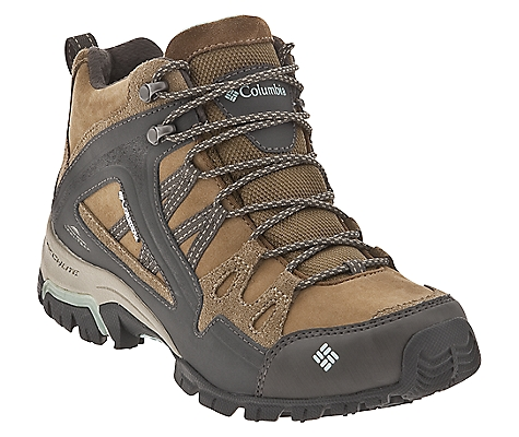 photo: Columbia Shastalavista Mid Omni-Tech Leather hiking boot