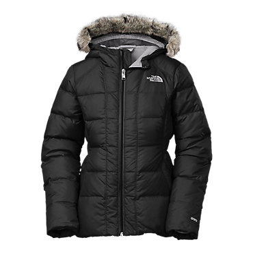 photo: The North Face Girls' Gotham Jacket down insulated jacket