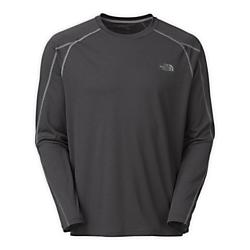 photo: The North Face Long-Sleeve Voltage Crew long sleeve performance top