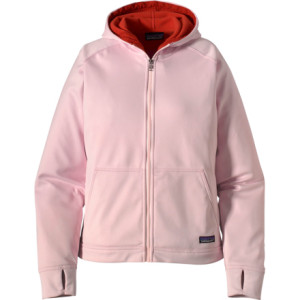 photo: Patagonia Women's Slopestyle Hoody snowsport jacket