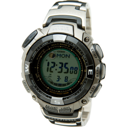 photo: Casio Pathfinder PAW500T-7V compass watch