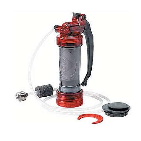 photo: MSR WaterWorks EX pump/gravity water filter