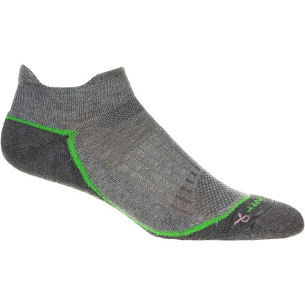 photo: Fox River Strive Ankle running sock