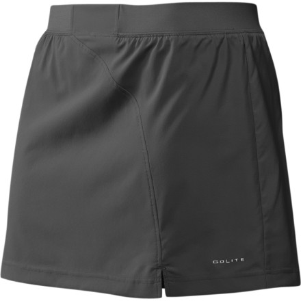 photo: GoLite Gales Creek Run Skirt running skirt