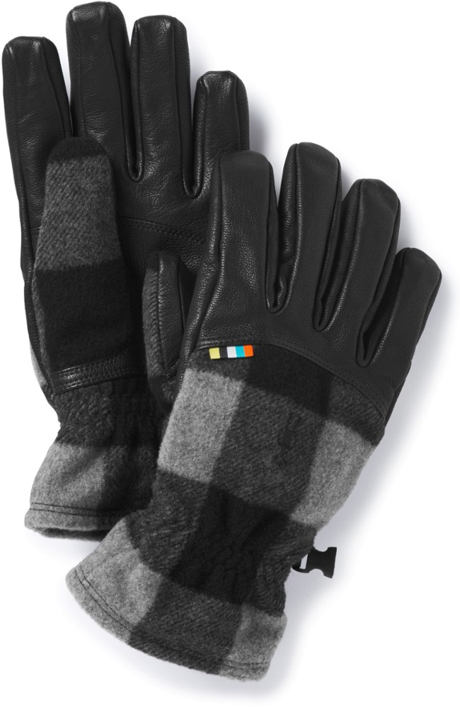 photo: Smartwool Stagecoach Glove fleece glove/mitten