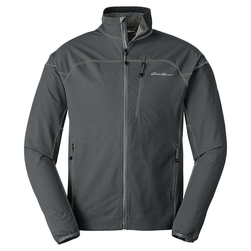 photo: Eddie Bauer First Ascent Sandstone Soft Shell Jacket soft shell jacket