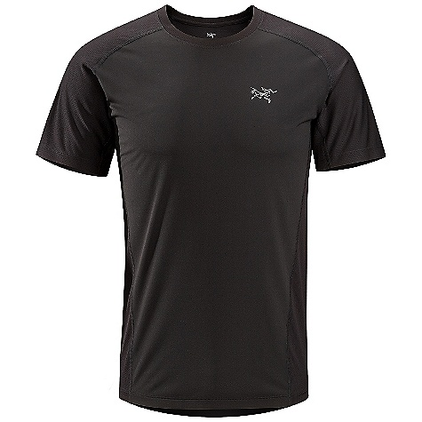 photo: Arc'teryx Men's Velox Comp Crew short sleeve performance top