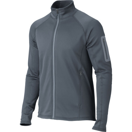 photo: Marmot Men's Power Stretch Full Zip Jacket fleece jacket