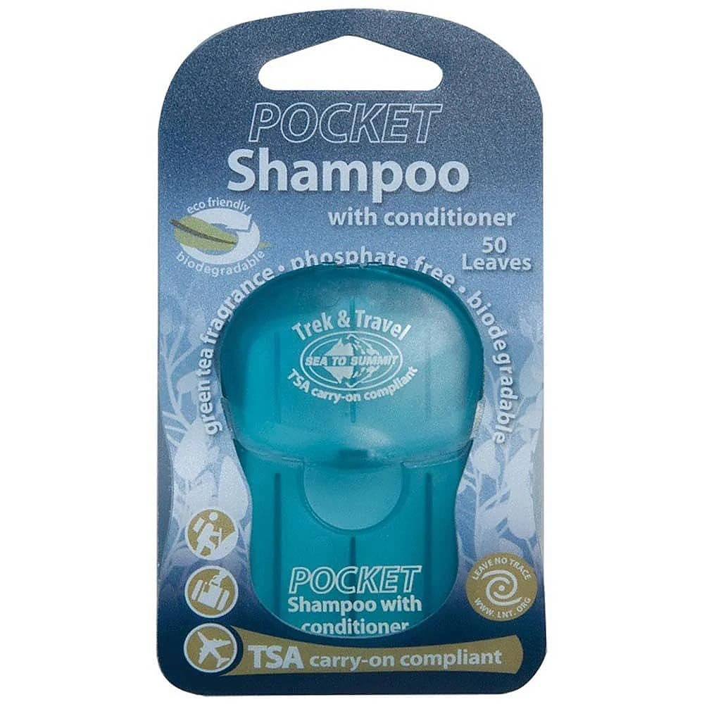 photo: Sea to Summit Pocket Conditioning Shampoo soap/cleanser