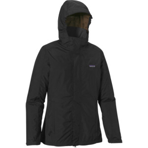 photo: Patagonia Women's Eco Rain Shell Jacket waterproof jacket