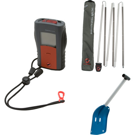 Mammut Alugator Light Package