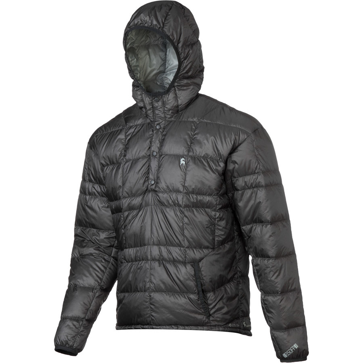 photo: Stoic Hadron Down Anorak down insulated jacket