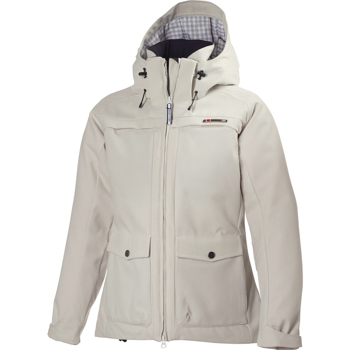 photo: Helly Hansen Spitsbergen Jacket synthetic insulated jacket
