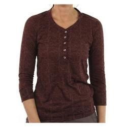 ExOfficio Aza Long-Sleeve Henley Shirt