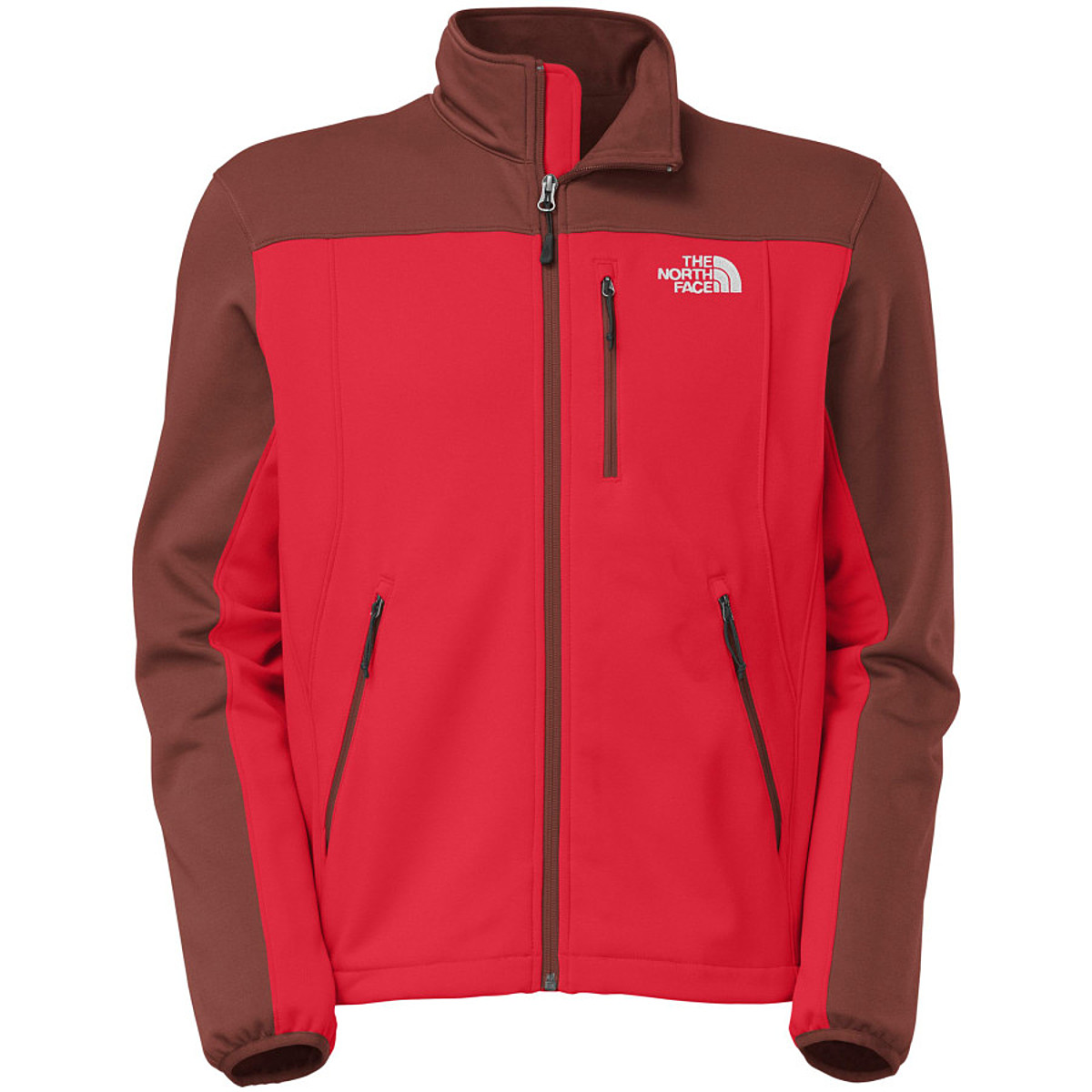 photo: The North Face Men's Momentum Jacket fleece jacket