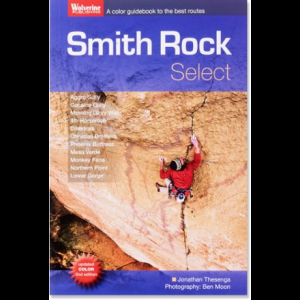 photo: Wolverine Publishing Smith Rock Select us pacific states guidebook