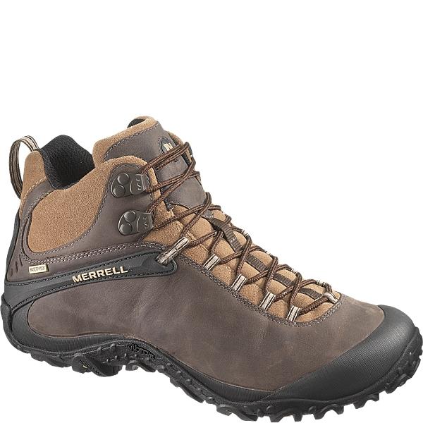 photo: Merrell Men's Chameleon4 Mid Waterproof hiking boot