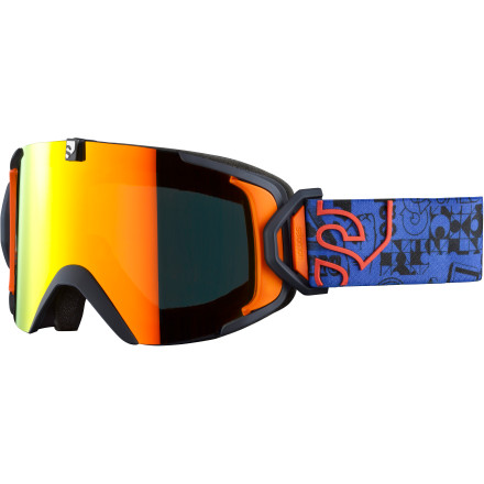 photo: Salomon X-View 12 goggle