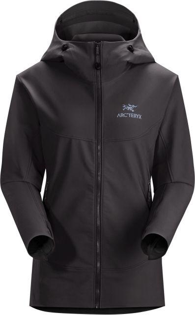 photo: Arc'teryx Women's Gamma LT Hoody soft shell jacket