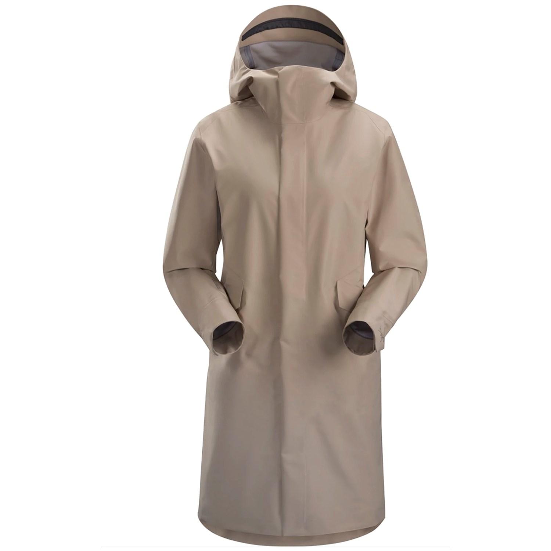 photo: Arc'teryx Andra Coat waterproof jacket