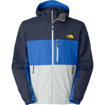 photo: The North Face Men's Atmosphere Jacket waterproof jacket