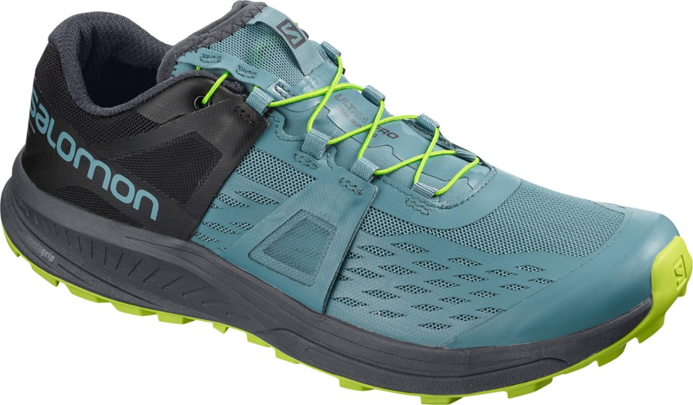 photo: Salomon Ultra Pro trail running shoe