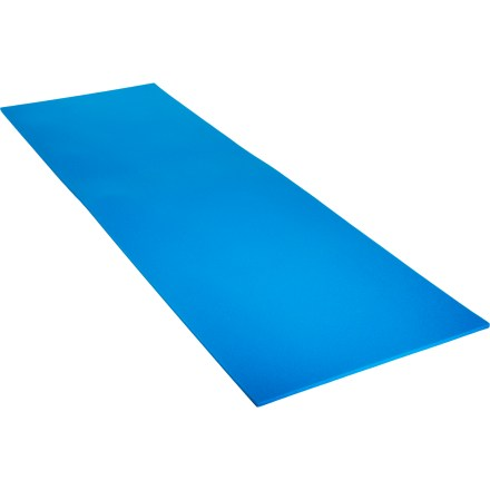 photo: REI Standard Blue Foam Pad closed-cell foam sleeping pad