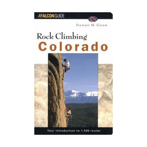Falcon Guides Rock Climbing Colorado
