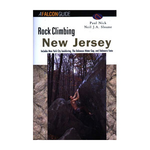 Falcon Guides Rock Climbing New Jersey