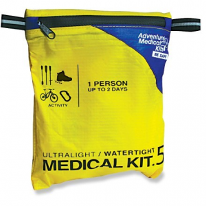 photo: Adventure Medical Kits Ultralight & Watertight .5 first aid kit