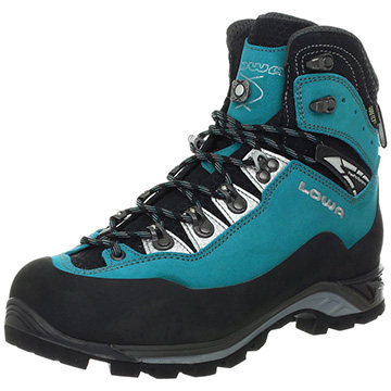 photo: Lowa Women's Cevedale Pro GTX mountaineering boot