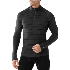 photo: Smartwool Midweight Pattern Zip-T base layer top