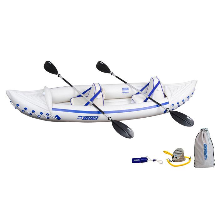 photo: Sea Eagle Sport SE330 inflatable kayak