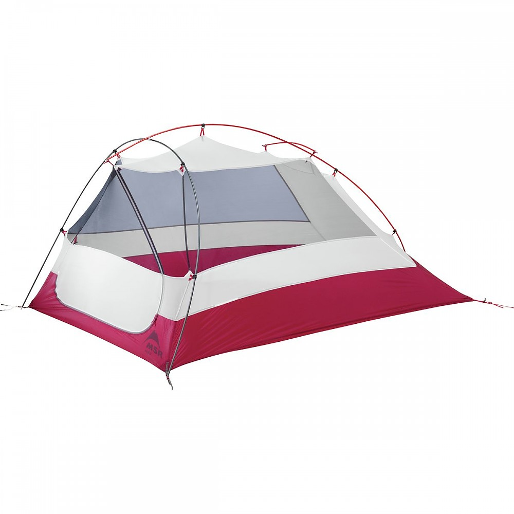 photo: MSR Nook 2 three-season tent